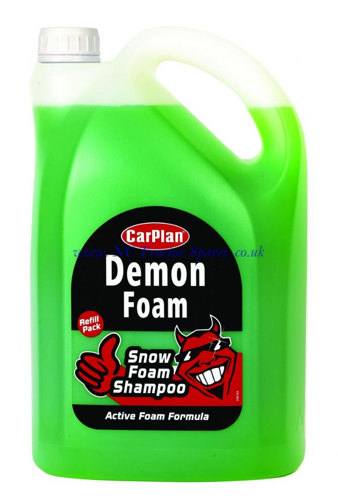 CarPlan Demon Foam 5LTR